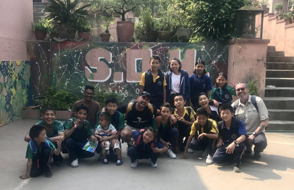 Sertshang Orphanage Home